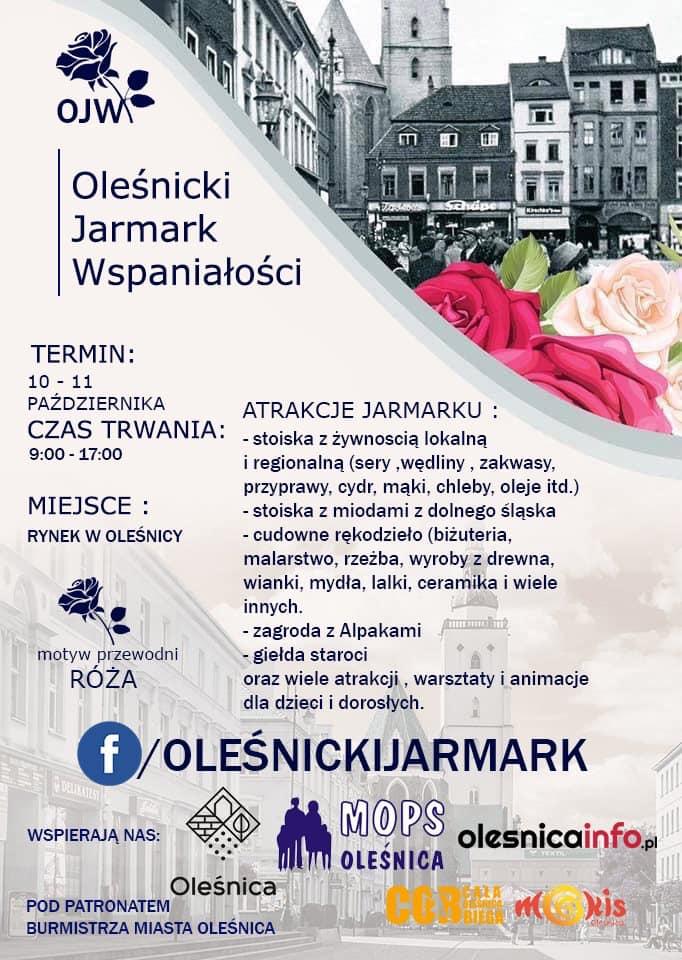 Oleśnicki Jarmark Wspaniałości